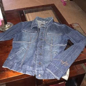 Marithe Francois girbaud jacket